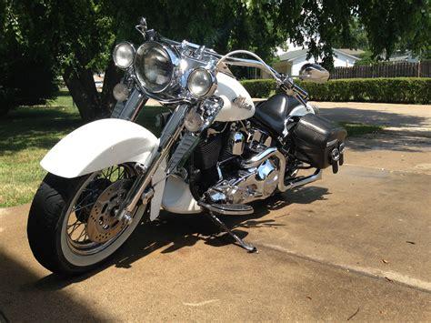 My 1996 Harley Davidson Flstc Heritage Classic Softail