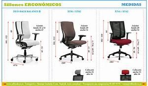 Sillas ergonómicas y complementos Gesab Muebles y sillas de oficina