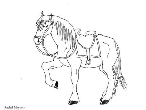 rachel maybeth  horse unicorn  pegasus coloring