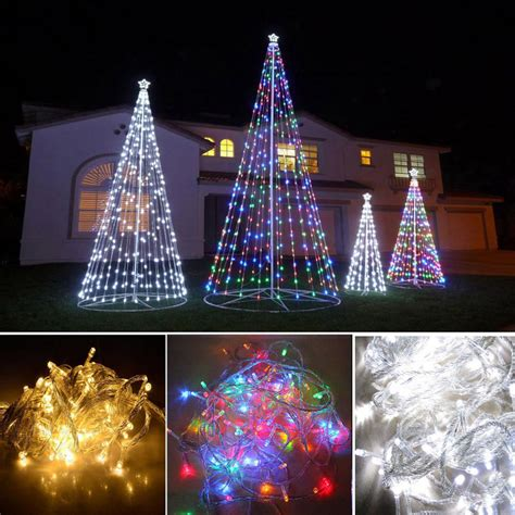lighted christmas tree decoration popular metal outdoor christmas decorations buy cheap