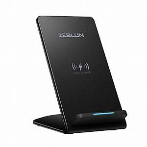 Chargeur Induction Iphone 8 : zeblun qi chargeur sans fil samsung chargeur induction ~ Melissatoandfro.com Idées de Décoration