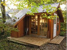 Shed of Reality Tiny House Swoon