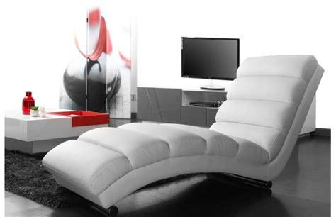 chaise longue interieur chaise longue salon