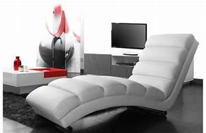 Chaise Longue De Salon : chaise longue salon ~ Teatrodelosmanantiales.com Idées de Décoration
