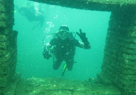 Pirmā iepazīšanās ar zemūdens pasauli