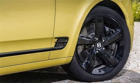 Modifikasi Bentley Mulsanne by Quot Julep Quot Warna Kuning Cerah Yang Unik Untuk Bentley