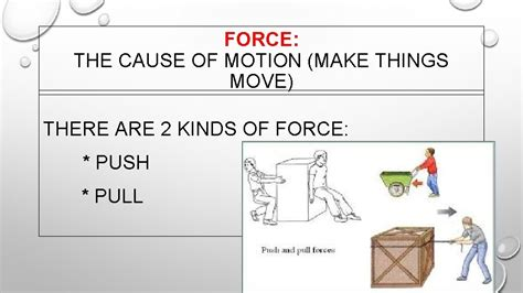 What does the expression push and pull mean in the following article from the new york times? What Does Push And Pull Things : 27 Push And Pull Ideas Pushes And Pulls Force And Motion ...