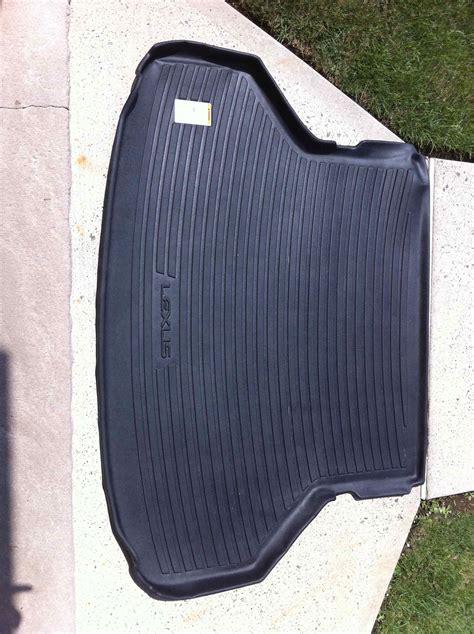 2007 Lexus Floor Mats Rx350 by Fs Used Oem Rubber Floor Mats Lexus Rx 350 2007 2009