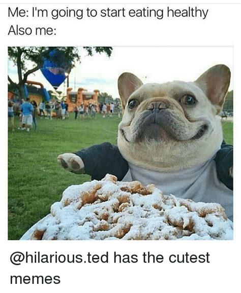Eating Healthy Meme - funny healthy food memes food