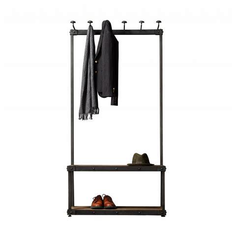 coat rack bench cool metal entryway storage bench with coat rack with 2292