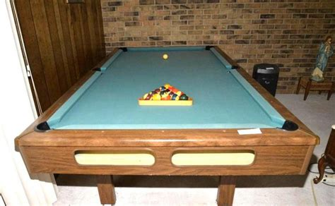 how big is a bar pool table regulation size pool table our rec room hosts a