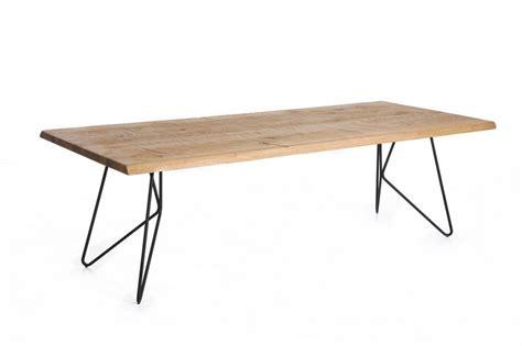 ensemble table et 6 chaises ensemble table chêne brut 6 chaises cuir velours mr lewis