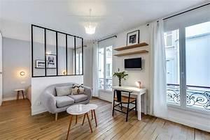 Verrière Intérieure Ikea : une verri re int rieure pour cloisonner l 39 espace avec style ~ Melissatoandfro.com Idées de Décoration