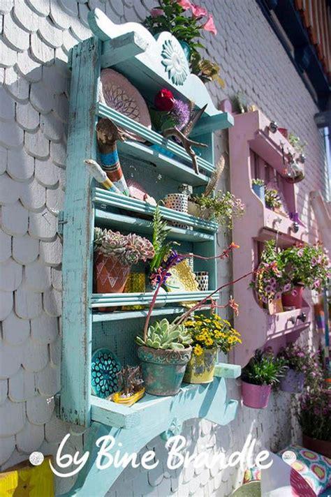 Regale Für Balkon by Regal Pflanzen Balkon