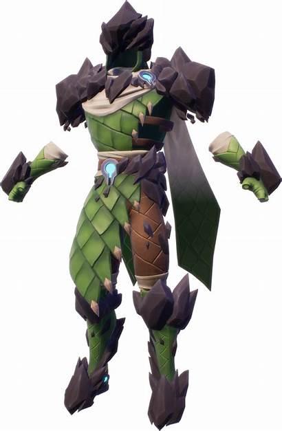 Skarn Armour Dauntless Type Wiki Gamepedia Render