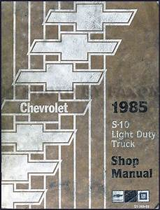 1985 Chevrolet S