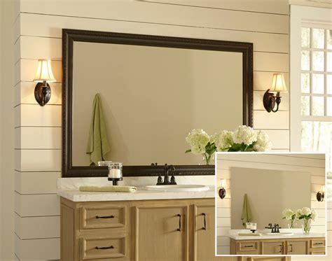 unique bathroom mirror ideas bathroom mirror ideas bathroom with custom mirror frame bathroom mirror framed