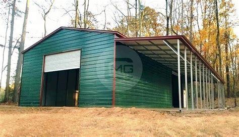 RV Garages   Trailer Parking Buildings   Metal RV Sheds at