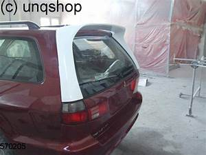 Roof Spoiler Mitsubishi Galant Mk8   Only For Estate