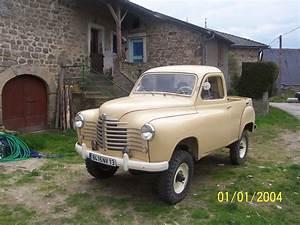 Pick Up Voiture : location renault colorale 4x4 pick up de 1954 pour mariage aveyron ~ Maxctalentgroup.com Avis de Voitures