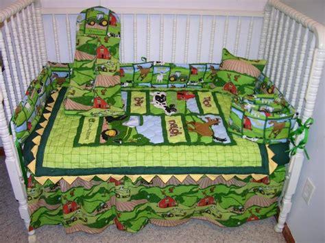 john deere baby bedding crib bedding set made w john