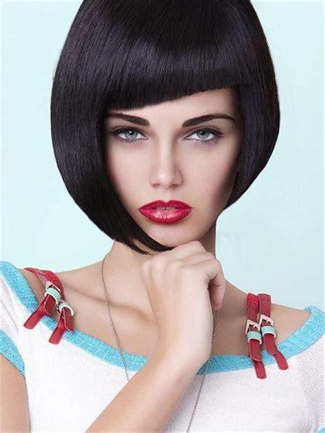 asymmetric bangs hairstyles    haircuts