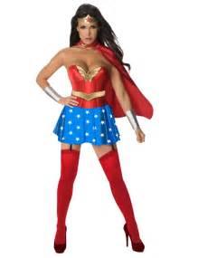 Superhero Wonder Woman Costume