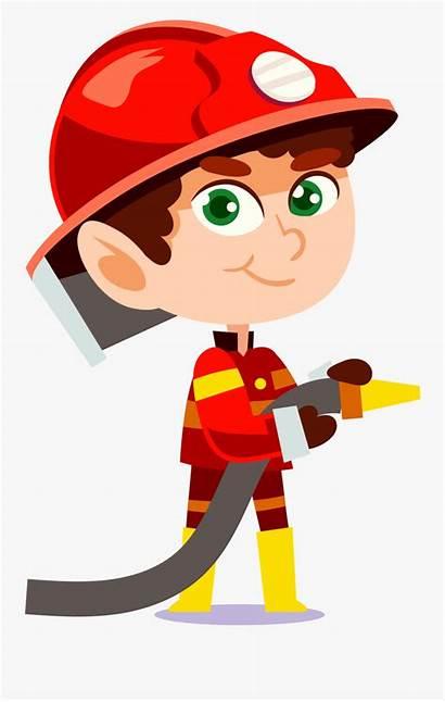 Clipart Firefighter Fire Fireman Fighter Clipartkey