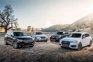 Audi Q7 Sport : bmw x5 vs audi q7 vs volvo xc90 vs range rover sport ~ Medecine-chirurgie-esthetiques.com Avis de Voitures