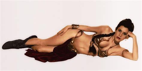 You Can Own Princess Leias Bikini From Star Wars Return