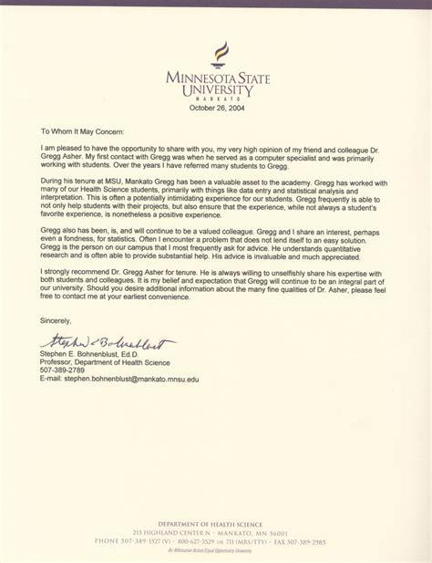 reference letter for internship from professor sle