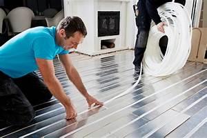 Fußbodenheizung Nachträglich Einbauen : fu bodenheizung nachtr glich verlegen m glich oder nicht ~ Orissabook.com Haus und Dekorationen