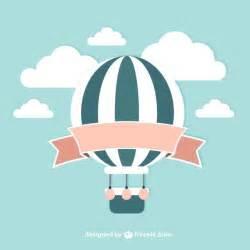 gratis logo design vector de globo aerostático vintage descargar vectores gratis