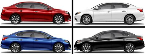 What Are The 2018 Nissan Sentra Exterior And Interior Options?