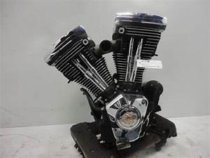 1993-1999 Harley Davidson 80 1340 Evolution Evo Engine Motor