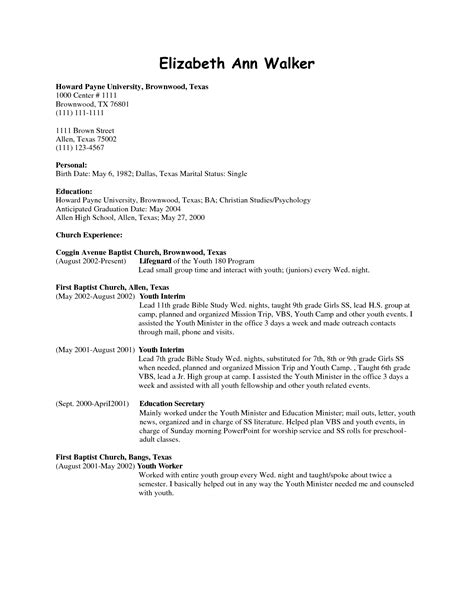 exle of resume for cleaning slebusinessresume