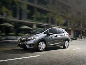 Honda Jazz Will Come With Cvt And Paddle Shifts
