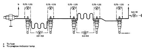 Glow Plugs Changed Steel Wires Relay