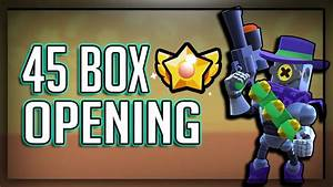 Maxing out Ricochet & Unboxing 45 Brawl Boxes + Live ...
