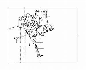 Lexus Rx 350 Valve  Oil Pump Relief