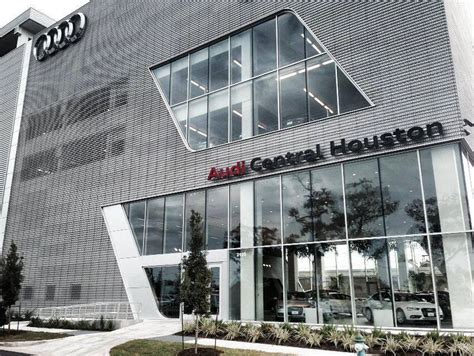 about audi central houston luxury car dealership near pasadena