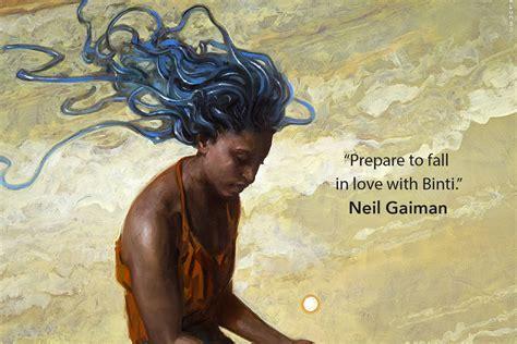 Scifi Author Nnedi Okorafor On Creating An Interstellar