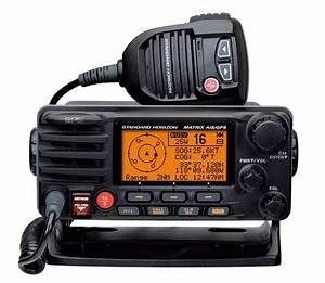 Standard Horizon Gx2200 Vhf Radio Review Ais  Gps