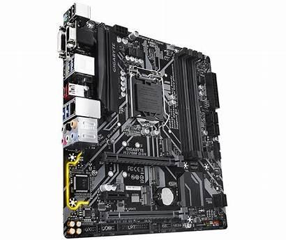 Motherboard D3h H370m Gigabyte Gsm Intel H370