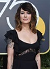 Lena Headey at the Golden Globes   Celeb Hairstyle of the ...
