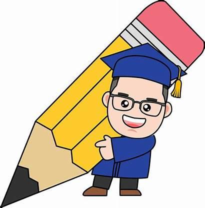 Student Cartoon Clipart Guru Guest Transparent Pinclipart