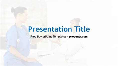 home health care powerpoint template prezentr