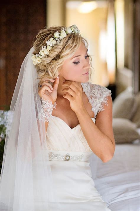 Wedding Hair Styles Boho Wedding Hair Chwv