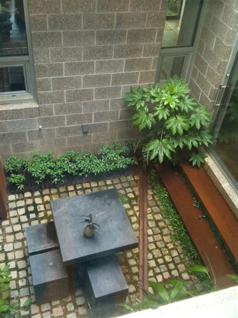 garden interior courtyard