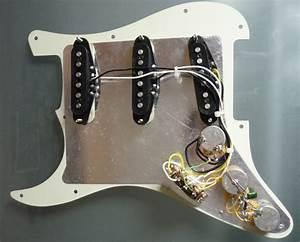 Fender Noiseless Pickups Wiring Diagram Fender Guitar
